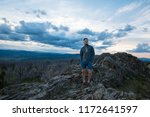 travel  freedom and tourism...   Shutterstock . vector #1172641597