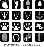 icon collection about... | Shutterstock .eps vector #1172674171