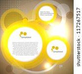 speech bubble | Shutterstock .eps vector #117267517