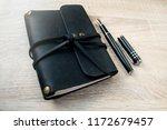 men's business accessories   a... | Shutterstock . vector #1172679457