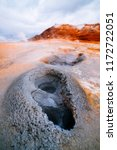 namafjall   geothermal area in... | Shutterstock . vector #1172722051