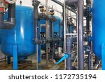 modern complex of cleaning ... | Shutterstock . vector #1172735194