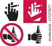 No Smoking. No Alcohol. Smokin...