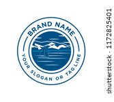The Ship Sailing Logo Designs...