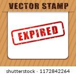 illustration of expired...   Shutterstock .eps vector #1172842264
