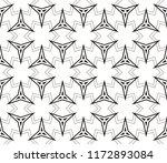 vector seamless pattern  simple ... | Shutterstock .eps vector #1172893084