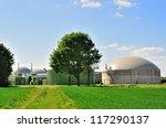bio fuel plant. | Shutterstock . vector #117290137