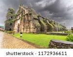 unesco world heritage site san... | Shutterstock . vector #1172936611