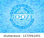 booze realistic light blue... | Shutterstock .eps vector #1172961451