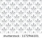flower geometric pattern.... | Shutterstock .eps vector #1172966101