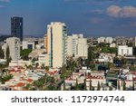 panoramic afternoon view of the ...   Shutterstock . vector #1172974744