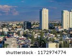 panoramic afternoon view of the ...   Shutterstock . vector #1172974774