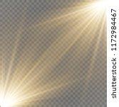 light sources  concert lighting ... | Shutterstock .eps vector #1172984467
