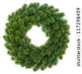 Traditional Green Christmas...