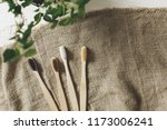 Eco Natural Bamboo Toothbrushes ...