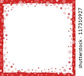 new year  christmas  background ... | Shutterstock .eps vector #117310927