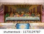 cochin december 23 2008   close ... | Shutterstock . vector #1173129787