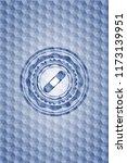 bandage plaster icon inside... | Shutterstock .eps vector #1173139951