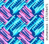 abstract surface design... | Shutterstock . vector #1173196471
