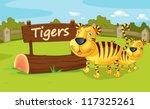 Illustration Of Animal...