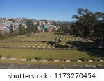 view of kohima city from kohima ... | Shutterstock . vector #1173270454
