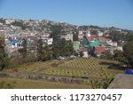 view of kohima city from kohima ... | Shutterstock . vector #1173270457