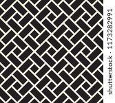 vector seamless lines mosaic... | Shutterstock .eps vector #1173282991