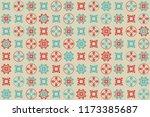 beautiful  vintage pattern... | Shutterstock .eps vector #1173385687