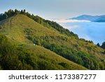 landscape from transylvania  ... | Shutterstock . vector #1173387277