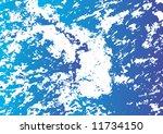 water grunge pattern | Shutterstock . vector #11734150