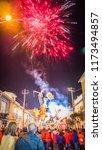 cullera  valencia   spain   02... | Shutterstock . vector #1173494857