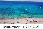 lefkada island  ionian   greece ... | Shutterstock . vector #1173772621