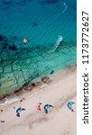 lefkada island  ionian   greece ... | Shutterstock . vector #1173772627