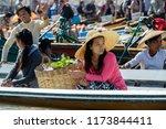 inle lake. myanmar. 02.04.13.... | Shutterstock . vector #1173844411