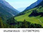 mountains view  lichtenstein | Shutterstock . vector #1173879241