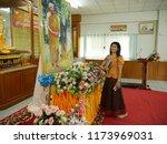 buriram thailand   august 6... | Shutterstock . vector #1173969031