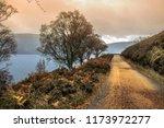 autumn at loch muick in...   Shutterstock . vector #1173972277