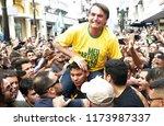 brazilian presidential... | Shutterstock . vector #1173987337