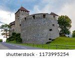 vaduz  liechtenstein  august... | Shutterstock . vector #1173995254