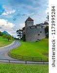 vaduz  liechtenstein  august... | Shutterstock . vector #1173995284