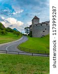 vaduz  liechtenstein  august... | Shutterstock . vector #1173995287