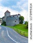 vaduz  liechtenstein  august... | Shutterstock . vector #1173995314