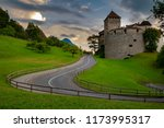 vaduz  liechtenstein  august... | Shutterstock . vector #1173995317