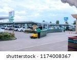 prachinburi  thailand  aug 4 ...   Shutterstock . vector #1174008367