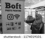 kuala lumpur  malaysia  11th... | Shutterstock . vector #1174019101