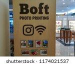kuala lumpur  malaysia  11th... | Shutterstock . vector #1174021537