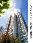 apartment building   Shutterstock . vector #117416464