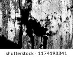 abstract background. monochrome ... | Shutterstock . vector #1174193341