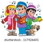 Christmas Carol Singers Theme 1 ...