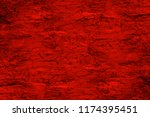 abstract red texture background | Shutterstock . vector #1174395451